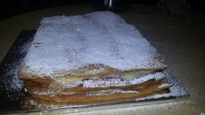torta millefoglie